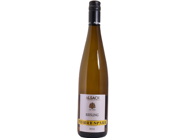 Pierre Sparr Riesling 2014