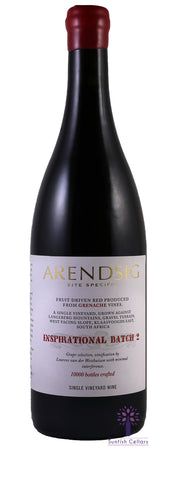Arendsig Inspirational Batch 2 Grenache 2016
