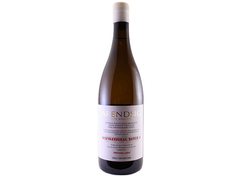 Arendsig Site Specific 'Inspirational Batch 3' Chenin Blanc 2016