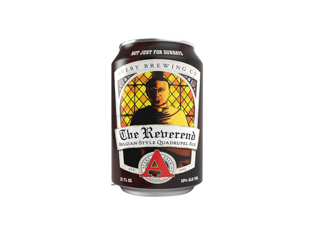 Avery The Reverend 4pk Cans