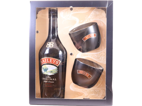 Baileys Original 750ml Gift Set
