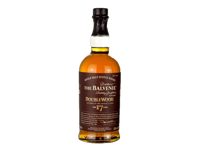 Balvenie 17 Year Old Doublewood 750ml