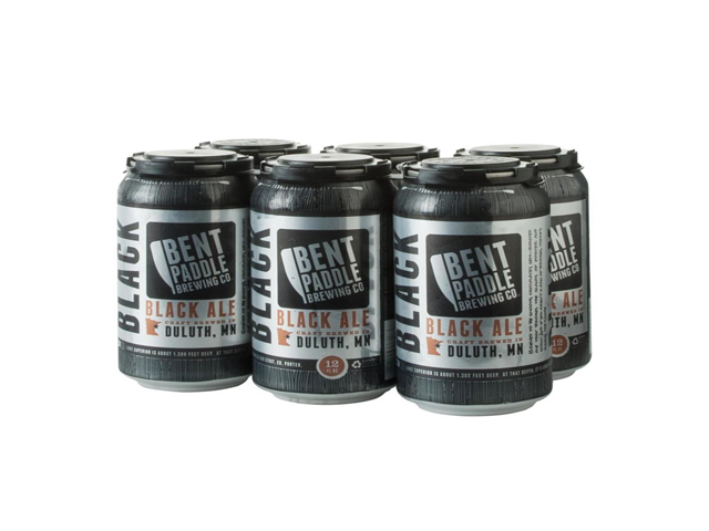 Bent Paddle Black Ale 6pk Cans