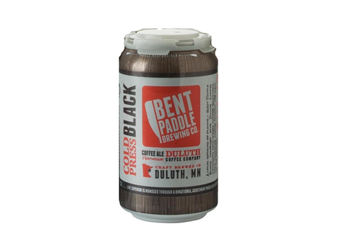 Bent Paddle Cold Press 4pk Can
