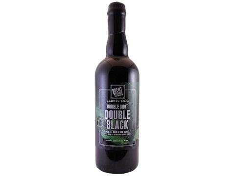 Bent Paddle Double Shot Double Black Barrel Aged Black Ale