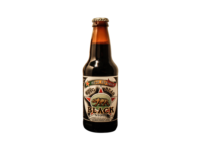 Bear Black Stout 6pk Btls