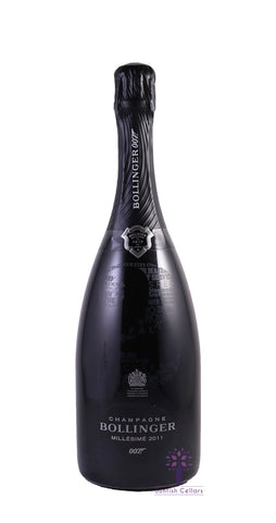 Bollinger James Bond 007 Edition Brut 2011