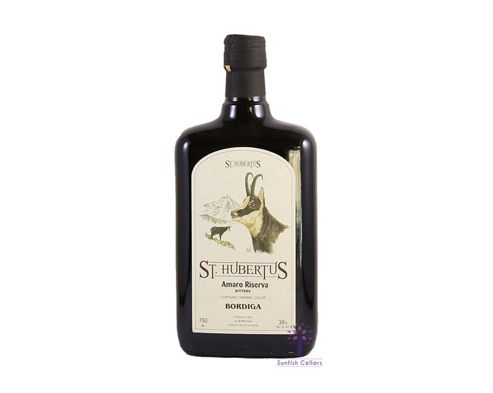 Bordiga Amaro St. Hubertus 750ml