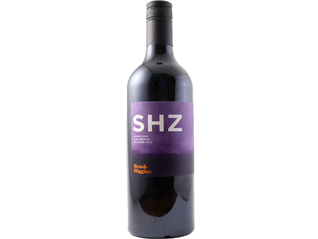 Brash Higgins SHZ Shiraz 2014