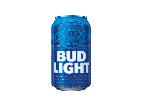 Bud Light 6pk 16oz Cans