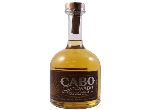 Cabo Wabo Tequila Anejo 750ml