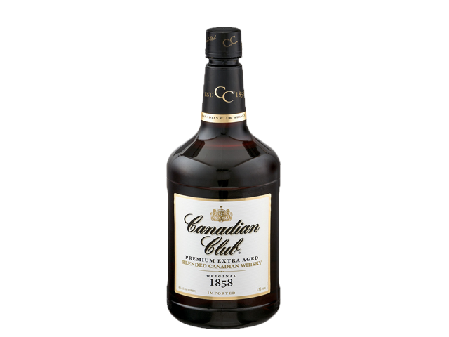 Canadian Club Whiskey 1.75L