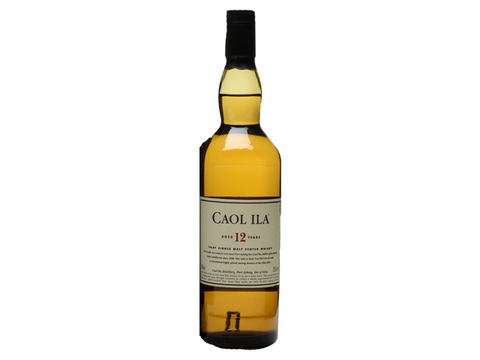 Caol Ila 12yr Scotch 750ml