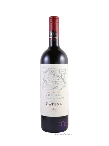 Catena Zapata 'Catena  Appellation Agrelo' Cabernet Sauvignon 2017