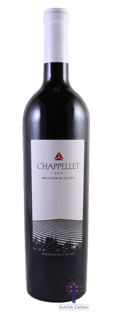 Chappellet Mountain Cuvee 2017