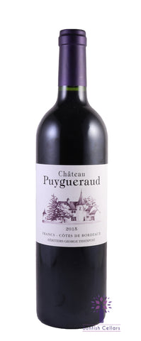 Chateau Puygueraud 2015