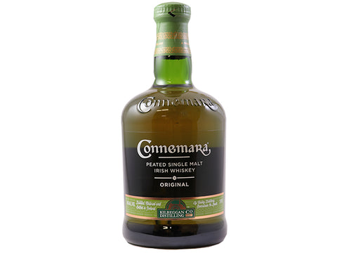 Connemara Peated Single Malt Irish Whiskey 750ml