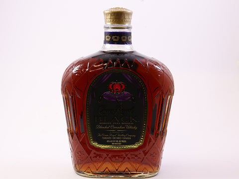 Crown Royal Black 750ml