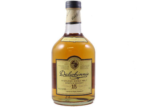 Dalwhinnie 15 Year Old Scotch 750ml