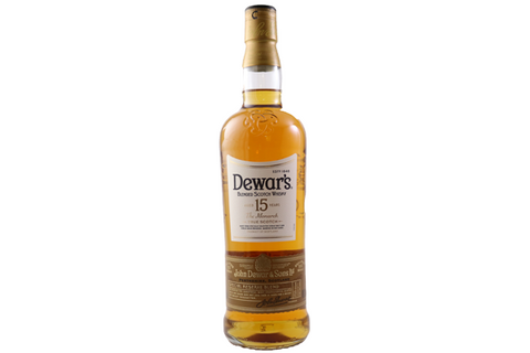 Dewar's 'The Monarch' 15 Year Old Blended Malt Scotch Whisky 750ml