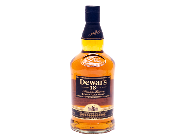 Dewar's 18 Year Old 'The Vintage' Blended Scotch Whisky 750ml