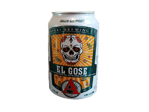 Avery El Gose 6pk 12oz Cans