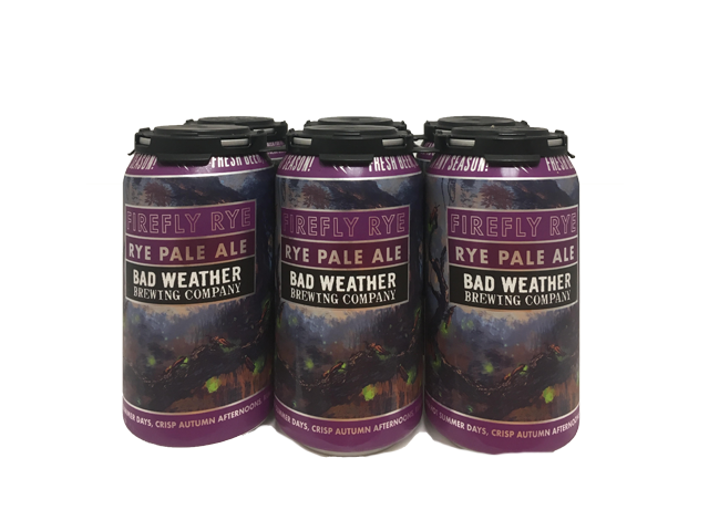Bad Weather Firefly 6pk Cans