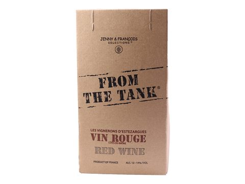 Domaine de la Patience 'From the Tank' Rouge 3L Box