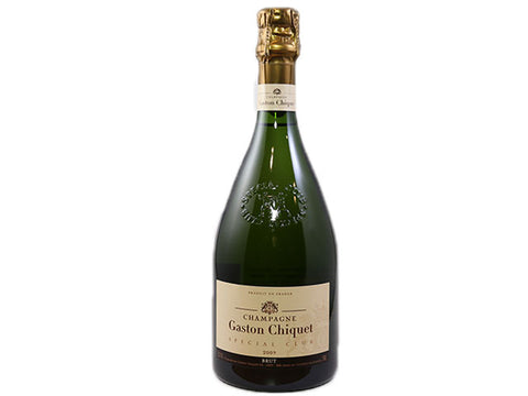 Gaston Chiquet Special Club Grand Cru Brut Millesime 2009