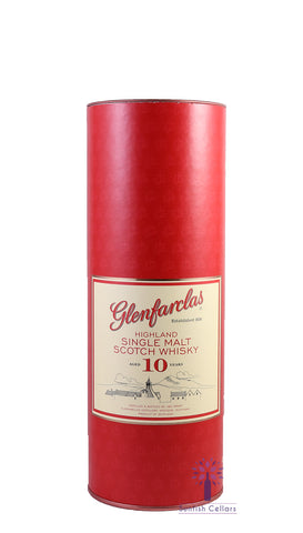 Glenfarclas 10 Year Old Scotch 750ml