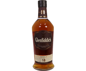 Glenfiddich 18 Year Old Scotch 750ml