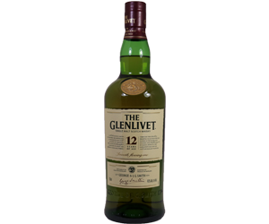 Glenlivet 12 Year Old Scotch 750ml
