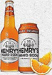 Henry's Hard Orange Soda 6pk Btls