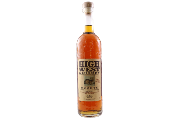 High West Bourye 750ml