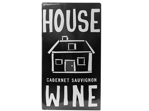 House Wine Cabernet Sauvignon 3L Box