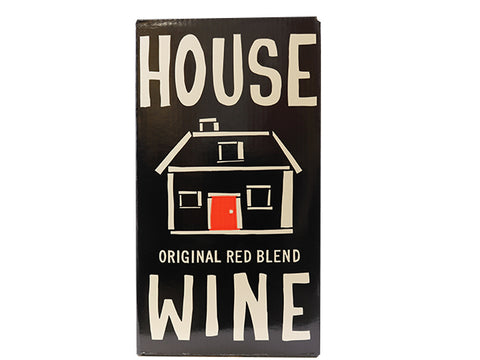 House Wine Original Red Blend 3L Box