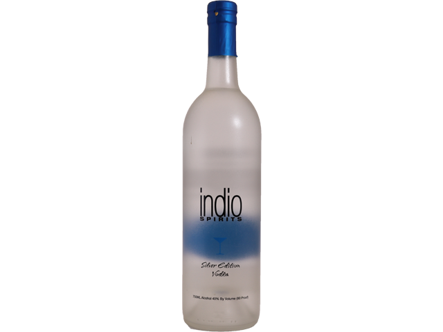 Indio Vodka Silver 750ml