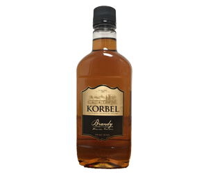 Korbel Brandy Plastic 750ml