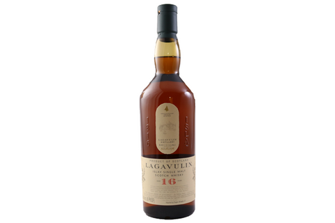 Lagavulin 16 Year Old Scotch 750ml