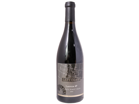 Left Coast Latitude 45 Pinot Noir 2015