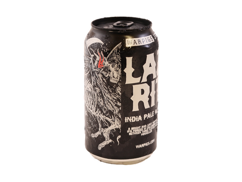 WarPigs Lazurite IPA 6pk Cans
