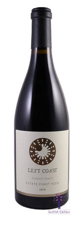 Left Coast Cellars Suzanne's Estate Reserve Pinot Noir 2016