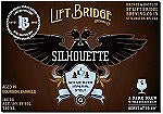 Lift Bridge Silhouette 22oz Bottle