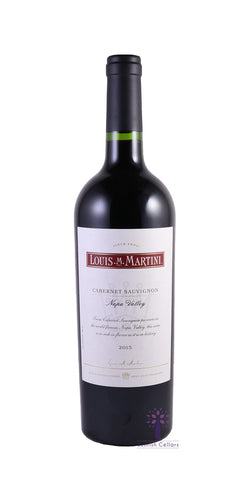 Louis Martini Napa Valley Cabernet Sauvignon 2015