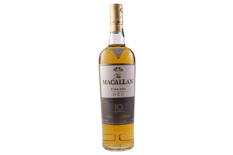 Macallan 10 yr Fine Oak 750ml