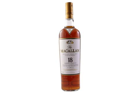 Macallan 18yr Sherry Oak 750ml