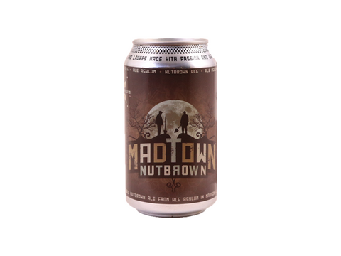 Ale Asylum Madtown Nutbrown 6pk Cans