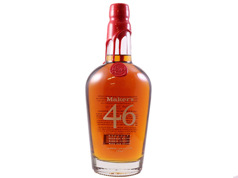 Maker's Mark 46 Bourbon Whisky 750ml