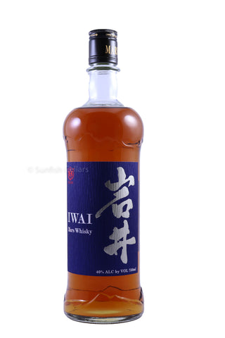Mars Iwai Tradition Blue Label Whiskey 750ml