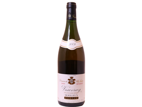 Foreau Vouvray Moelleux Reserve 2009